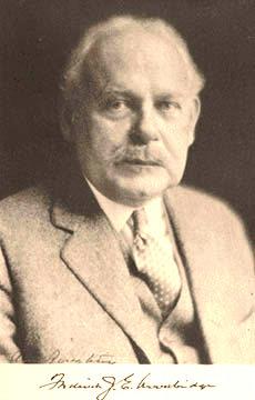 Frederick J. E. Woodbridge c.1935